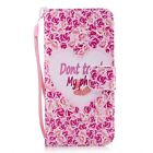 For Samsung Galaxy J1 J3 J5 S9 S8 S7 Wallet Leather Case Flip Stand Phone Cover