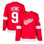 Gordie Howe CCM Detroit Red Wings Heroes of Hockey Authentic Throwback Jersey $199.99 USD on eBay