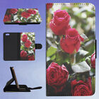 BOUQUET BUNCH OF FLOWERS FLOWERS GIFT FLIP WALLET CASE FOR APPLE IPHONE PHONES