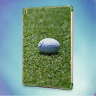 GRASS BALL GOLF GOLF BALL BACK HARD CASE COVER FOR APPLE IPAD