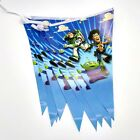 Toy Story Shimmer and Shine Masha and the Bear Kids Birthday Party Flag Banner