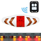 USB Rechargeable XM-L T6 LED Head Front Bicycle Bike Light Remote Control Lamp