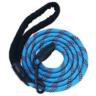Mountain Climbing Rope Reflective Dog Leash 6FT/4FT Pet Walking Leads Heavy Duty