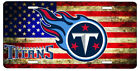 NEW Custom Tennessee Titans Novelty Car License Plate $13.0 USD on eBay