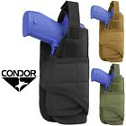 Condor MA69 Tactical MOLLE Modular Adjustable Universal Vertical Pistol Holster