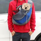 Portable Pet Dog Carrier Shoulder Bag Puppy Cat Sided Travel Bags for Small Pets