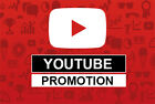 YouTube Promotion Internet Marketing YouTube Channel YouTube Premium Account