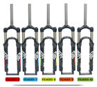 "26/27.5/29""Bicycle Front Fork MTB Mountain Bike Air Suspension Spring Shock Fork"