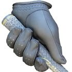 "Black MENS,LADIES,JUNIOR Golf Glove LEFT or RIGHT Hand ""ALL WEATHER"" SALE PRICE"