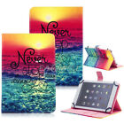 """US Universal Case Cover For Samsung Galaxy Tab 2/3/4/A/E 7"""" 8""""10.1"""" Tablet PC WQ"""