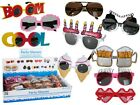 novelty fun time party sunglasses