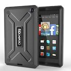 Case For Amazon Kindle Fire HD 6 Poetic【Revolution】Built-In Screen Protector