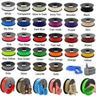 3D Printer Filament PLA ABS 1.75mm 1kg 2.2lb For RepRap MakerBot Print Pen Color