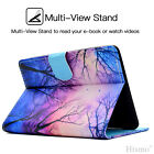 Painted Magnetic Leather Card Slot Stand Case Cover For Kindle Paperwhite 1 2 3