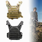 Black/Khaki Tactical Vest Plate Carrier Paintball Vest JPC Airsoft wargame
