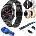 Watch Strap For Samsung Gear S3 Frontier S3 Classic Stainless Steel Wrist Band image