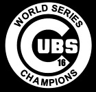 Chicago Cubs World Series Champions 2016 Vinyl Decal Sticker on Ebay