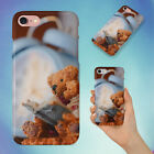 ACCESSORIES ALARM CLOCK BEARS BLUR HARD BACK CASE FOR APPLE IPHONE PHONE