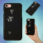 DIGITAL DISPLAY ELECTRONIC ELECTRONICS HARD BACK CASE FOR APPLE IPHONE PHONE