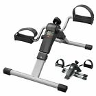 Foldable Medical Pedal Exerciser Mini Exercise Bike Leg & Arm Rehab Trainer