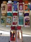 BATH & BODY WORKS BODY LOTION 3 OZ TRAVEL SIZE - YOU CHOOSE