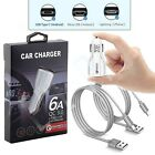 Original ElitePro Car Charger For iPhone Samsung Galaxy S9 S8plus Note 8 X Fast