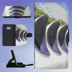 ARCHITECTURAL COLUMN FLIP CASE COVER FOR SAMSUNG GALAXY PHONE