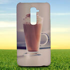COFFEE LATTE BEVERAGE HOT CHOCOLATE HARD BACK CASE COVER FOR LG PHONES