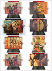 Naruto Classic Cartoon Kraft Paper Bar Cafe Retro Poster Dec
