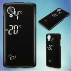 DIGITAL DISPLAY ELECTRONIC ELECTRONICS HARD BACK CASE COVER FOR NEXUS PHONES
