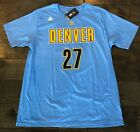 DENVER NUGGETS ADIDAS NBA (JAMAL MURRAY) TEE T SHIRT BLUE SIZES M L XL 2XL NWT on eBay