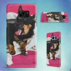 YAWNING DOG UNDER A BLANKET HARD CASE FOR SAMSUNG GALAXY S PHONES
