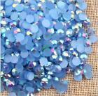 1000 pcs AB Jelly Round Rhinestones Nail Art New FlatBack Beads 2,3 ,4,5,6mm #04