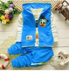 2017 Boys Clothes Suits Cartoon Donald Duck Baby Kids Boys Outerwear Hoodie Jack