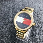 New-Watch-Alloy-Quartz-Men-Wristwatch-fashion-Electronics-Business Watch a