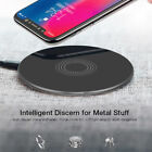 G8 Qi Wireless Charger Fast Charging Pad Mat For Samsung Galaxy S8 Note 8 10W US