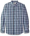 Dockers Men's Comfort Stretch No Wrinkle Long Sleeve Button