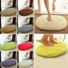 1 PCS Casual Anti-Skid Fluffy Shaggy Area Rug Home Soft Poly