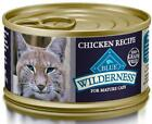 Blue Buffalo Wilderness Grain Free Mature Recipe Canned Cat