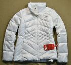 NWT THE NORTH FACE WOMEN'S ACONCAGUA TNF WHITE DOWN JACKET COAT SZ L, XL