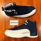 Nike Air Jordan Retro XII 12 International Flight Navy lot BV8016-445 Sz 4y-14