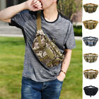 US Men Tactical Pouch Belt Waist Bag Military Fanny Pack Phone Pocket Hiking Bag