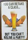 """WHOLESALE ONLY"" 1950's-60's Beer Tin Sign Bar Pub Wall Decor Metal Poster"
