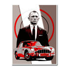 JAMES BOND 007 Hot Movie Art Canvas Poster 8x11 24x32 inches $10.8 CAD on eBay