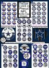 Dallas Cowboys Players #4 #21 #88 u pick Uncut-Precut 12-150  Bottle Cap Images on eBay