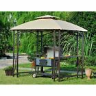Sunjoy 5 x 8 ft. Replacement Canopy Cover for L-GG040PST - Sheridan Grill Gazebo