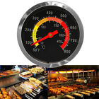 50-400℃ BBQ Smoke Grill Baking Thermometer Gauge Temperature Camping Barbecue