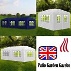 Party Tent 4/6/8 Walls Patio Garden Gazebo Marquee Pavilion Wedding Canopy Show