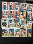 2018 topps heritage base and high number pick your own card complete your set