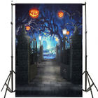 5x7FT Vinyl Studio Photography Backdrops Halloween/Xmas Background Happy Memory